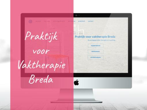 Praktijk voor Vaktherapie Breda