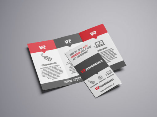 VR Performance: Brochure