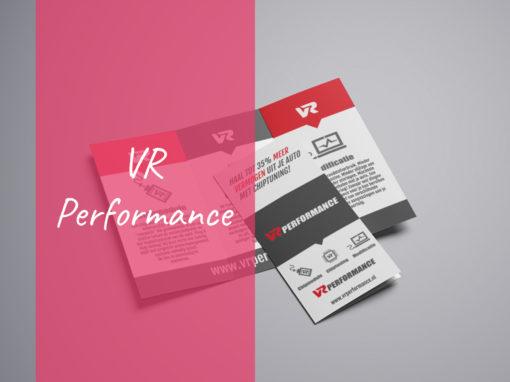 VR Performance: Brochure